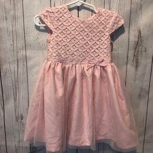 Beautiful Pin Princess Dress